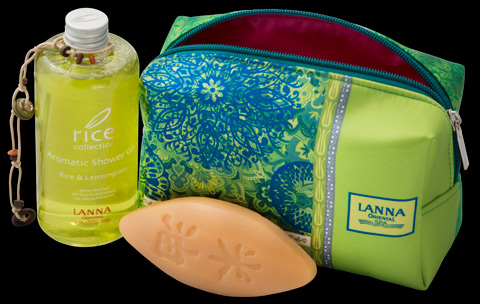 Signature Bag Lemongrass