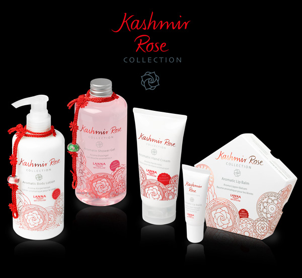 Kashmir Rose Collection